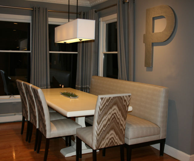 Charming Dining Banquette Part - 12: Jackiep_residential_banquette_dining_seating
