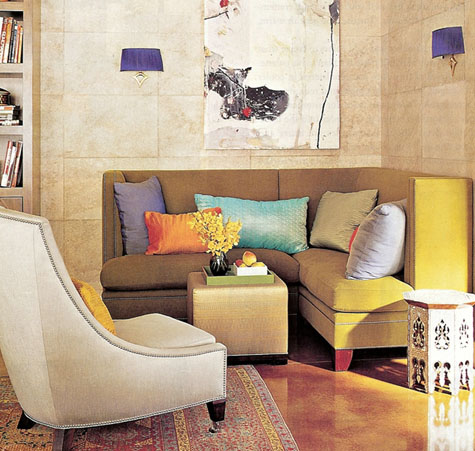 Residential Banquettes Corner Banquette CityLiving Design