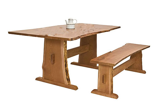 Exceptionnel Forester Trestle Table